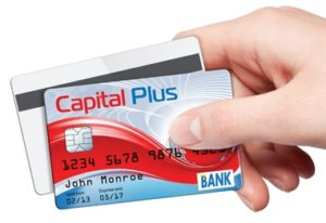 Print secure banking cards