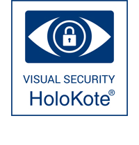 HoloKote visual security icon