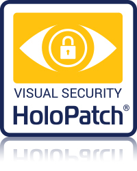 HoloPatch Visual Security logo