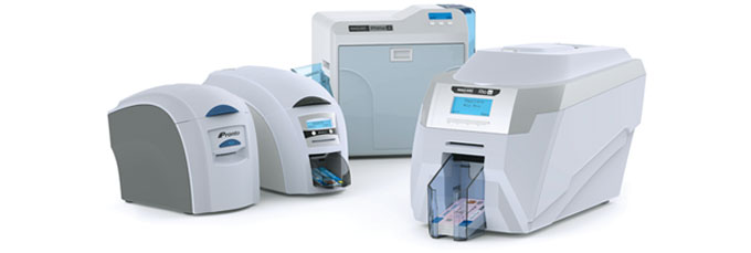 Magicard ID card printer range