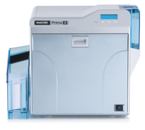 Magicard Prima 8 retransfer card printer 1