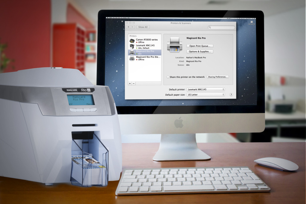 Mac OS X driver for Magicard printers | Magicard