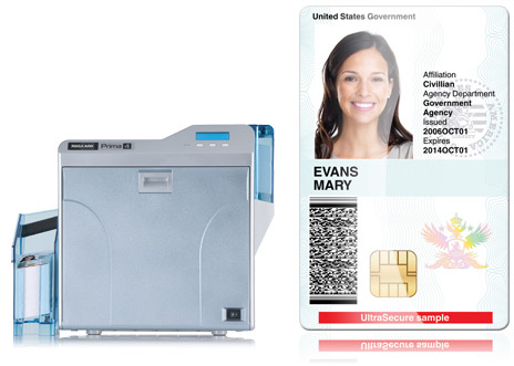 laminated smart id cards