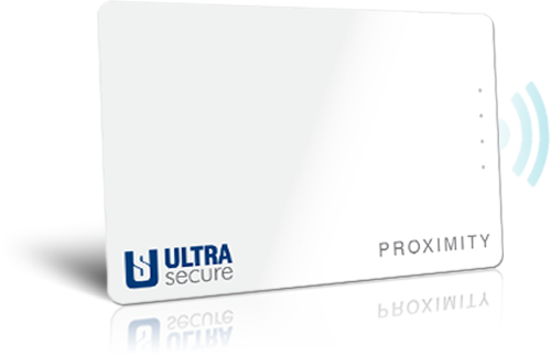 UltraSecure 125 khz Proximity cards